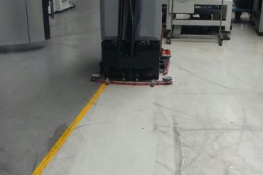 Schrobmachine schrobveegmachine veegschrobmachine TomCat RS  (12)