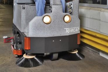 Schrobmachine schrobveegmachine veegschrobmachine TomCat XR  (13)