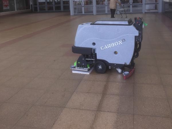 Carbon Edge Scrubber Dryers For Sale Amp Walk Behind Floor